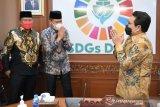 Mendes PDTT minta Bupati Bolaang Mongondow fokus pada pembangunan desa