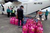 Pertamina diharapkan rutin distribusikan LPG 12 kilogram ke perbatasan Malaysia