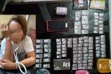 Polisi ringkus oknum perempuan diduga bandar sabu di Palu
