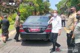 Ubud, Sanur dan Nusa Dua percontohan wisata zona hijau sebut Jokowi