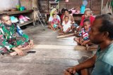 Praka Frans Anumbon bangga bangun kampung halaman bersama Satgas TMMD