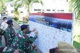 Danlantamal VIII imbau personel laksanakan pembangunan Zona Integritas