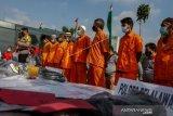 Polda Riau Tangkap Sembilan Tersangka Pembakar Lahan