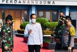 Presiden: Meski vaksinasi dimulai Bali harus tetap waspada