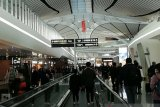 Penularan COVID-19 lebih cepat, ratusan penerbangan di Guangzhou dibatalkan