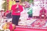 Kakak menikah, ini pernyataan Gubernur Kalteng saat acara adat