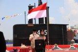 Kapal selam buatan Indonesia perkuat TNI AL