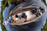 Desa Paduran Sebangau angkat potensi wisata danau berbalut legenda