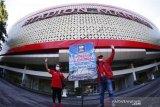 Kampanye Nonton Piala Menpora Di Rumah Saja