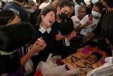 Gadis usia 7 tahun tewas tertembak, Myanmar lakukan aksi mogok