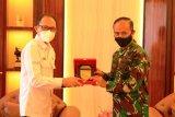 BNNP-Kodam XVII/Cenderawasih tingkatkan kerjasama pemberantasan narkoba