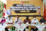 Bawaslu Kabupaten Kudus bentuk Desa Pengawas Pemilu Partisipatif 2021