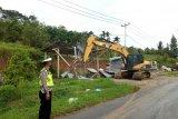 PN Koto Baru eksekusi 50 hektare lahan pertanian di Dama Nagari Kinari Kabupaten Solok