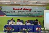 Kemenag Solok belajar bidang pendidikan khusus KSM ke Agam
