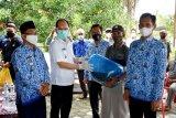 Kelompok budidaya ikan di Kapuas terima bantuan