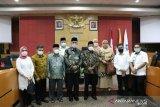 Gubernur Sumbar perkuat sinergitas dengan UNP