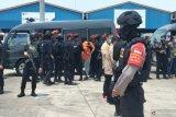 22 terduga teroris asal Jawa Timur tiba di Jakarta