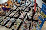 Minat baca masyarakat di Kalteng potensial untuk ditingkatkan
