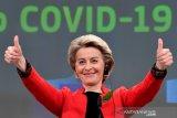 Uni Eropa tidak putuskan rekomendasi pencampuran vaksin COVID