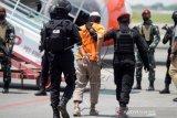 Pemindahan Tahanan Terduga Teroris Ke Jakarta