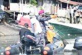 Bersih-bersih DAS Tondano Lantamal VIII