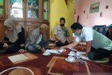 Jasa Raharja Solok serah santunan ke ahli waris korban kecelakan di Koto Gadang