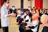 Jokowi harap usai vaksinasi COVID massal sekolah bisa dilaksanakan