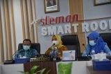 Pemkab Sleman mengikuti verifikasi daring implementasi strategi PUG