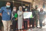 BPJAMSOSTEK Semarang Pemuda berikan santunan ke ahli waris pekerja kulit lunpia