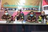 Kejaksaan tahan tersangka korupsi DAK Fisik PSMA Diknas Sulbar