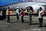 Presiden Jokowi resmikan Bandara Toraja Sulsel