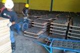 PLN produksi batako dari material PLTU Ropa  bantu warga Flores