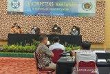 Dewan Pers kembali nyatakan 49 wartawan di Kalteng lulus UKW
