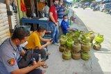 Pemkot Palu tertibkan enam pangkalan gas elpiji 3 kg yang nakal