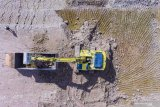 Pembangunan Jalan Tol Indralaya-Prabumulih Capai 30 persen