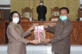 Pemkab Gumas ajukan dua raperda ke DPRD, salah satunya izin usaha sarang burung walet