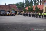 Jelang putusan sengketa Pilkada Sumbawa, Polres Sumbawa gelar patroli skala besar