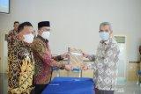 Seluruh pejabat di Meranti teken pakta integritas cegah KKN