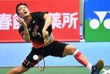 Kento Momota memgaku tertekan dengan harapan emas Olimpiade Tokyo