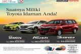 Ini daftar harga mobil Toyota diskon PPnBM