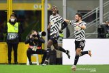Paul Pogba antar MU lewati Milan menuju perempat final Liga Europa