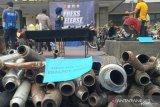 Selama delapan hari, Polres Bogor sita 420 knalpot bising
