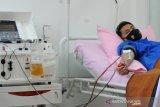 Peningkatan pelayanan COVID-19 di Rumah Sakit Bhayangkara Palembang
