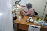 280 pegawai Telkom wilayah Lampung telah divaksinasi dosis pertama