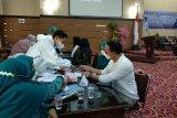 TP PKK Kota Mataram fasilitasi pemberian vaksin COVID-19
