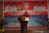 Bupati Buol:  Investasi harus berdampak pemerataan ekonomi