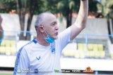 Karantina usai, Dragan Djukanovic memimpin latihan PSIS Semarang