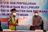 Penyaluran pinjaman BLU LPMUKP bantu tingkatkan sektor perikanan di Kalteng