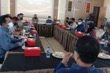 Kapolda Sultra dialog insan pers bahas kekerasan terhadap wartawan