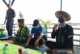 Pontianak miliki teras apung sebagai destinasi baru wisata di Kampung Caping